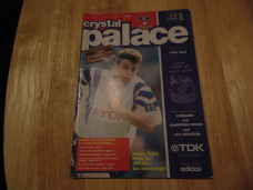 Crystal Palace v Port Vale, 1996/97